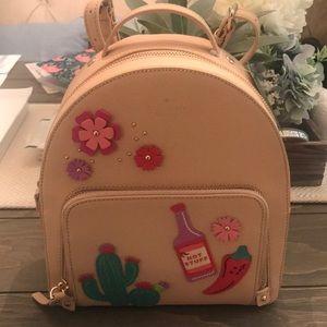 Kate Spade Cactus Mini Backpack